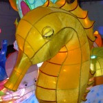 LunarFest: Seahorse Lantern