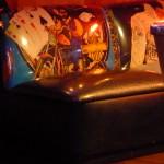 Harley Davidson comfy chair