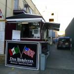 Dos Banaderas Mexican American Food Truck