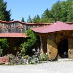 Burl-esque pottery studio